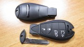 Корпус для SmartKey CHRYSLER, 4 кнопки (kchr032)