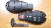 "Корпус для SmartKey CHRYSLER, 4+1 кнопка ""паника"" (kchr031)"