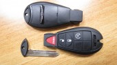 "Корпус для SmartKey CHRYSLER, 3+1 кнопка ""паника"" (kchr035)"