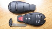 "Корпус для SmartKey CHRYSLER, 4+1 кнопка ""паника"" (kchr033)"