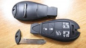 Корпус для SmartKey CHRYSLER, 5 кнопок (kchr030)