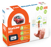 Автосигнализация StarLine A96 2CAN+2LIN GSM-GPS